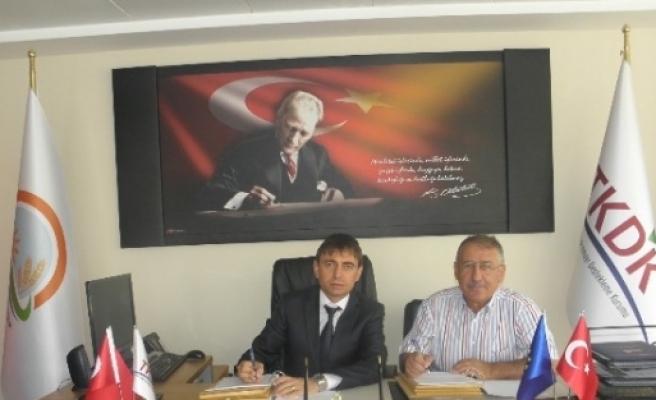 Tkdk Trabzon'da Yatırımcıya Destek Olmayı Sürdürüyor