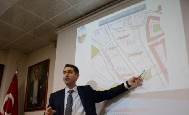 Tokat'ta Kentsel Dönüşüm Çalişmasi