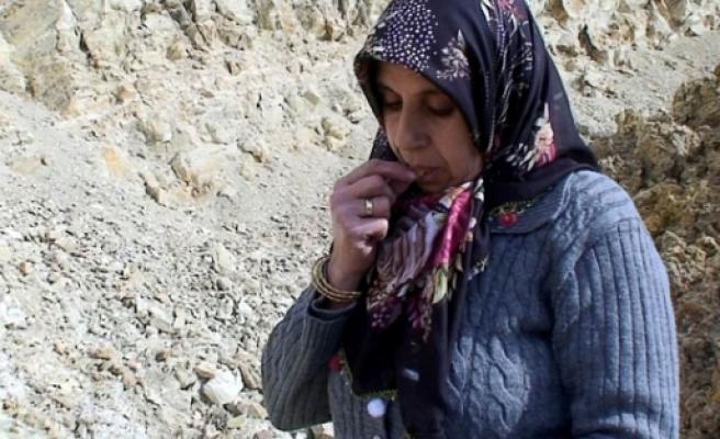 Toprak yiyen kadınlarda kanser şüphesi