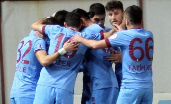 Trabzon'un Akhisar zaferi