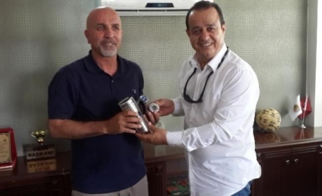 Tsyd Antalya Şubesi Alanya'da Toplandı