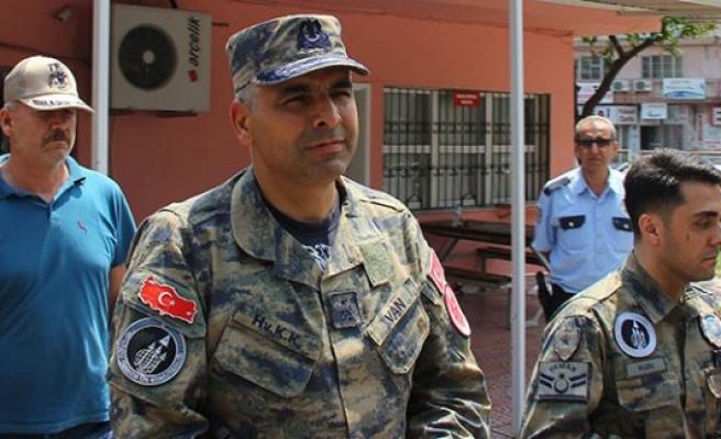 Tuğgeneralin emir askeri, 'Üs İmanı'nın oğlu çıktı