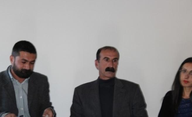 Tunceli Barosu Ve İhd'den Avukata Hakaret İddiasi
