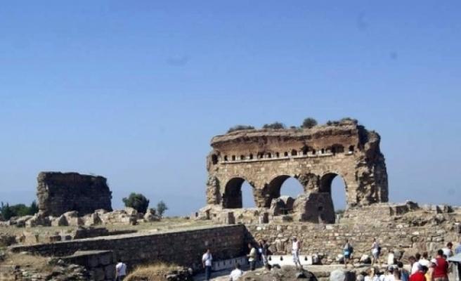 Turistler Aydın'ı Sevdi