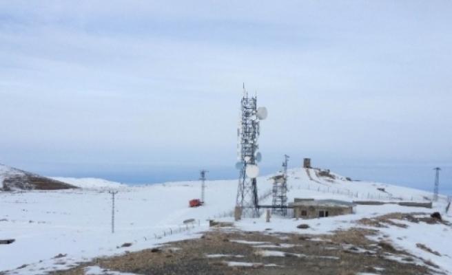 Türk Telekom Arıza Ekibinin Zorlu Mücadelesi