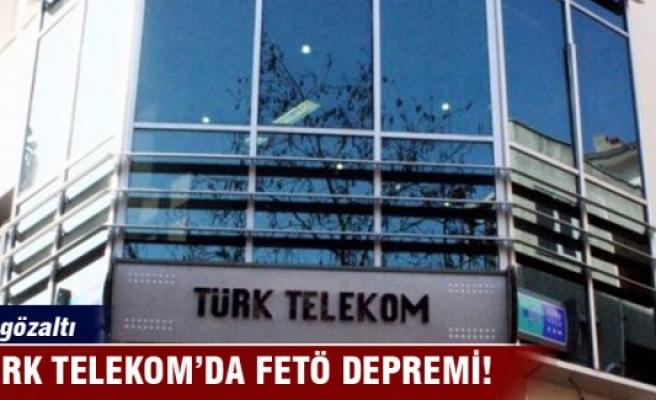Türk Telekom'da FETÖ operasyonu: 53 gözaltı