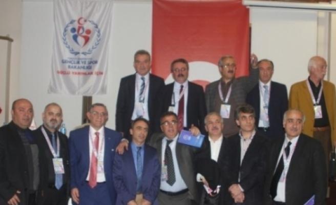 Türkiye Geleneksel Spor Dalları Federasyonu Mali Genel Kurulu Yapıldı