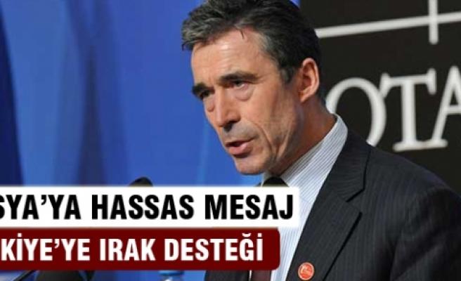 Türkiye'yi savunmakta tereddüt etmeyiz