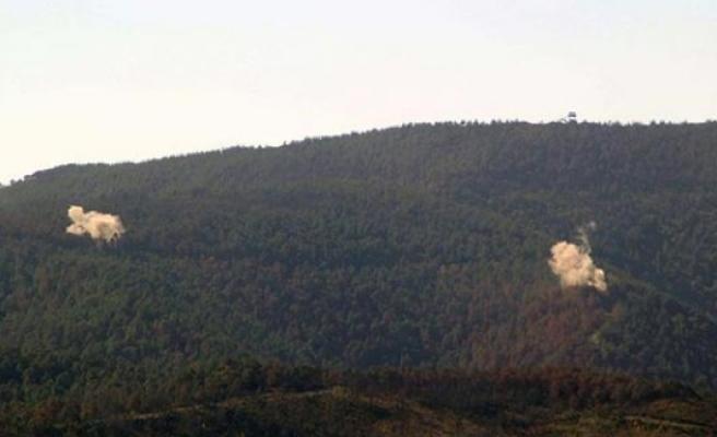 Türkmen Dağı'ndaki kritik tepe düştü