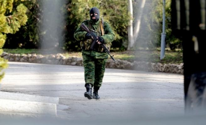 Ukrayna askeri operasyona başladı