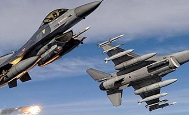 Ürdün IŞİD'e saldırılarını arttırdı!