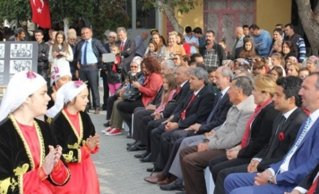Urla'da Cumhuriyet Coşkusu Köylerde Devam Etti