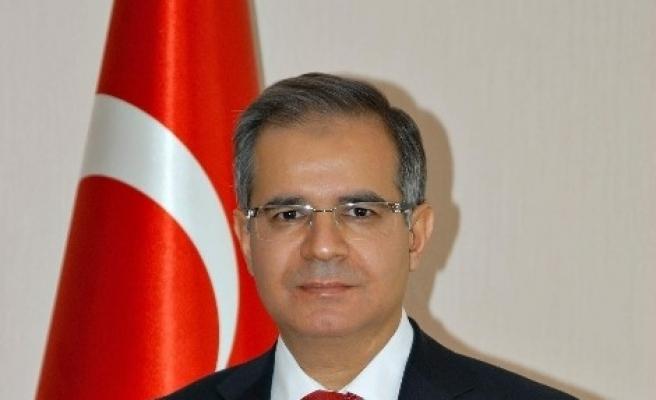Vali Süleyman Tapsız'ın İlköğretim Haftası Kutlama Mesajı