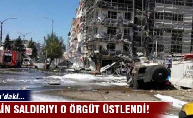 Van'daki bombalı saldırıyı o örgüt üstlendi