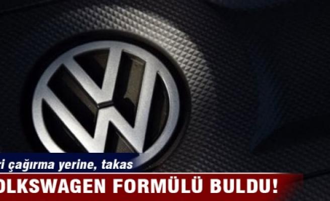 Volkswagen formülü buldu!