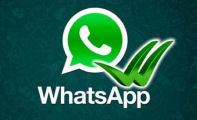 WhatsApp'ta