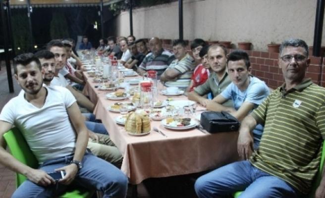 Yeni Çanspor Taraftar Gruplarıyla Bir Araya Geldi