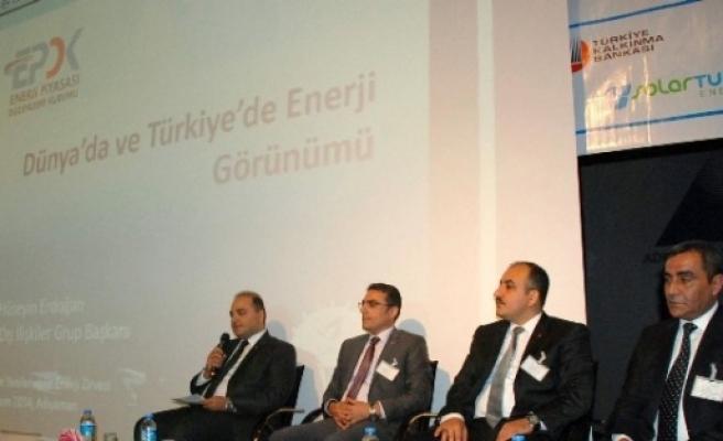 Yenilenebilir Enerji Zirvesi Başladı