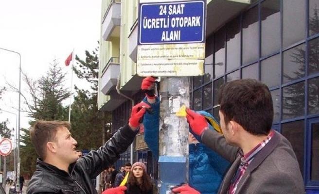 Yozgat Belediyesinden Çevre Temizliği