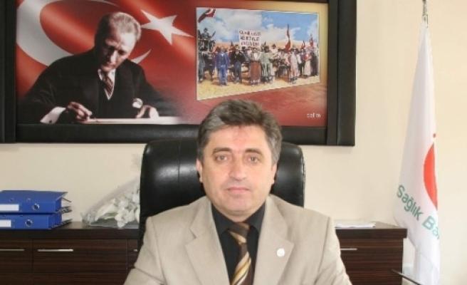 Yozgat Halk Sağlığı Müdürü Dr.karaarslan: