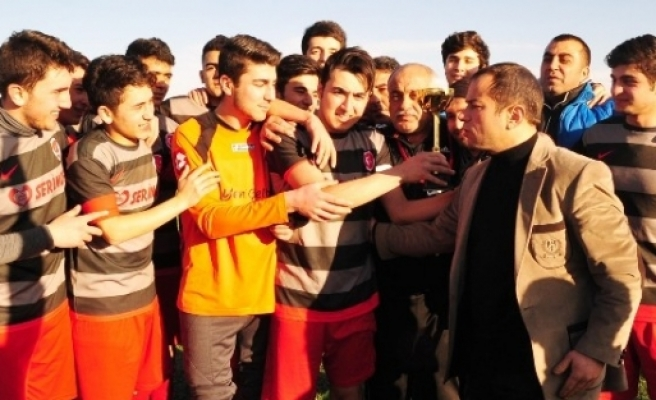 Yozgat U19 Ligi'nde Kupa Gençlerin