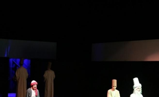 'yunus Emre' Afa'da Sakaryalı Sanatseverlerle Buluştu