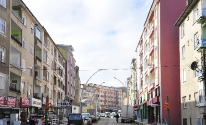 Yunus Emre Caddesi Artık Daha Estetik Ve Modern