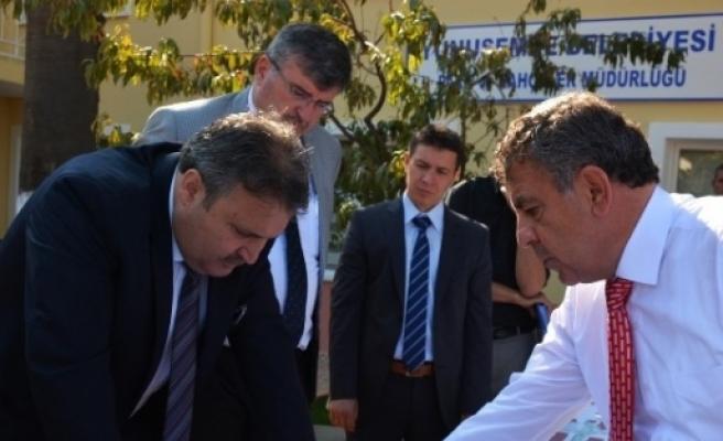 Yunusemre'de Yeşil Alan Durumu Masaya Yatırıldı