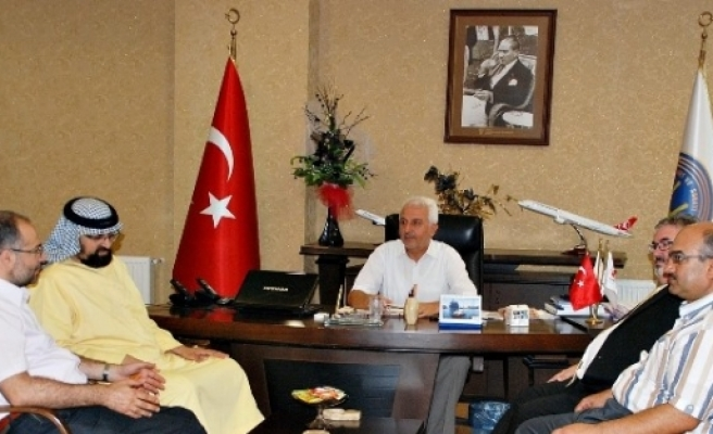 Zayed El Owaida'dan Şutso'ya Yatırım Ziyareti