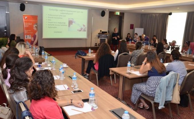 Bursa'da anne adayları Gebelik Okulu'nda doğuma bilinçli hazırlanıyor!