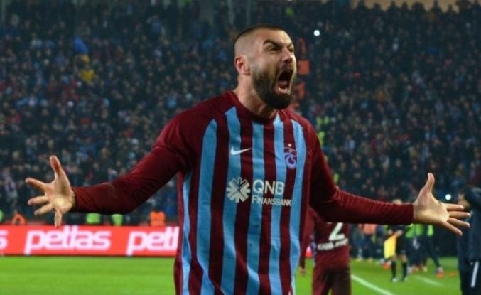 Trabzonspor'dan Burak Yılmaz açıklaması! İşte rakamlar