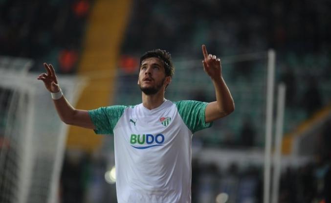 İşte Bursaspor'un yeni golcüsü