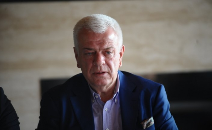 Ali Ay Bursaspor'un hedefini açıkladı