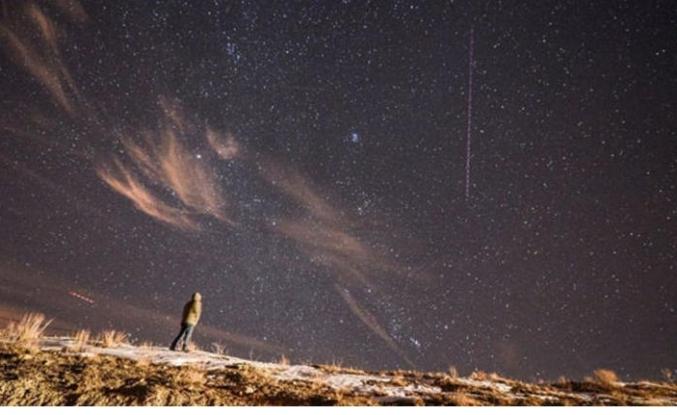 Geminid Meteor Yağmuru nedir? Google'dan sürpriz doodle!