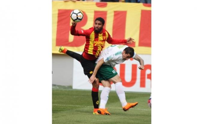 Göztepe ile Bursaspor 43. kez kozlarını paylaşacak