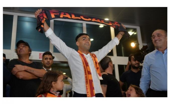 Falcao'nun imza töreni tarihi netleşti