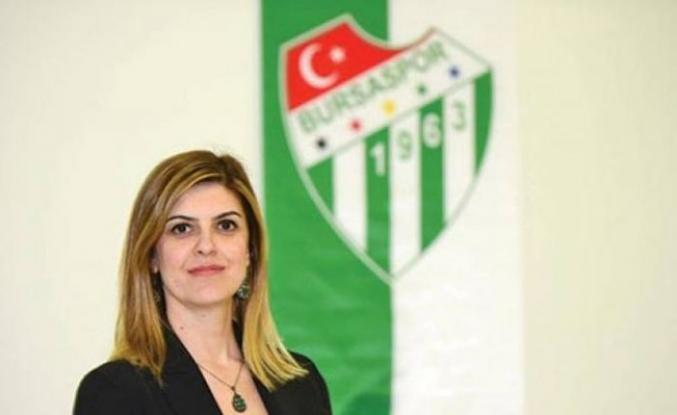 Türk futbolunun tek kadın yöneticisi Nihal Ferik: Kulüpler kadın yöneticilerle çalışmalı