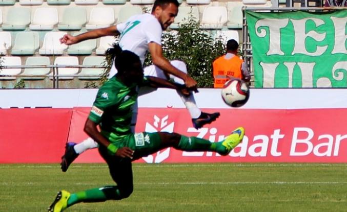 Ziraat Türkiye Kupası: Muğlaspor 1 - Bursaspor 3