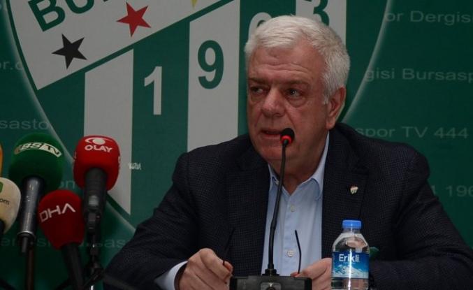 Bursaspor'da eski başkan Ali Ay kulüpten ihraç edilecek!