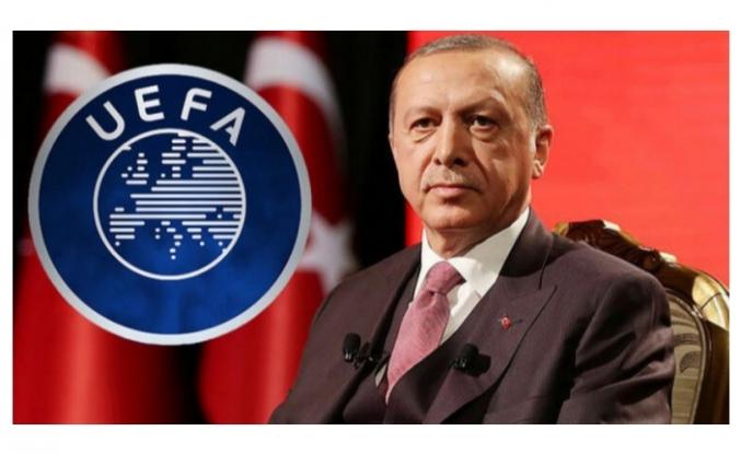 Erdoğan'dan UEFA soruşturması açıklaması!