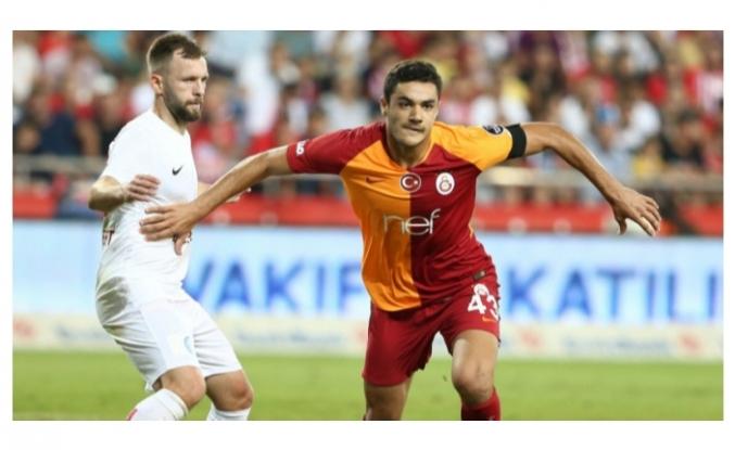 Galatasaray'dan Ozan Kabak hamlesi