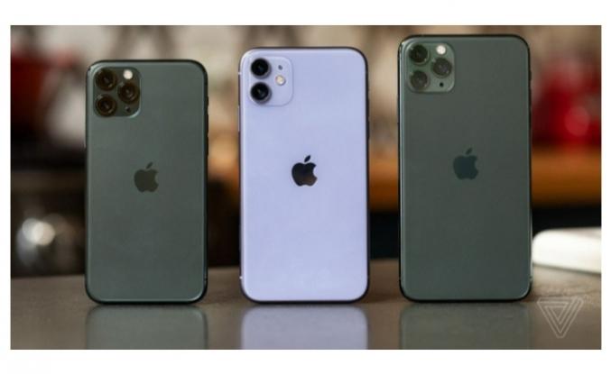 İphone 11'lerin Türkiye fiyatı belli oldu!