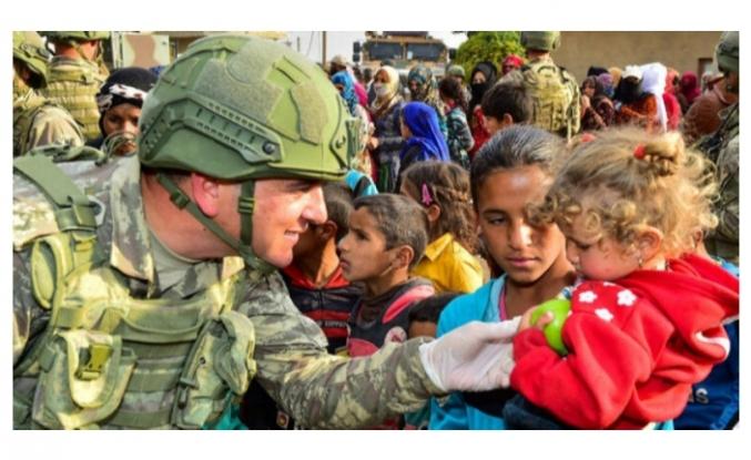 MSB'dan 'Güvenli Bölge' açıklaması