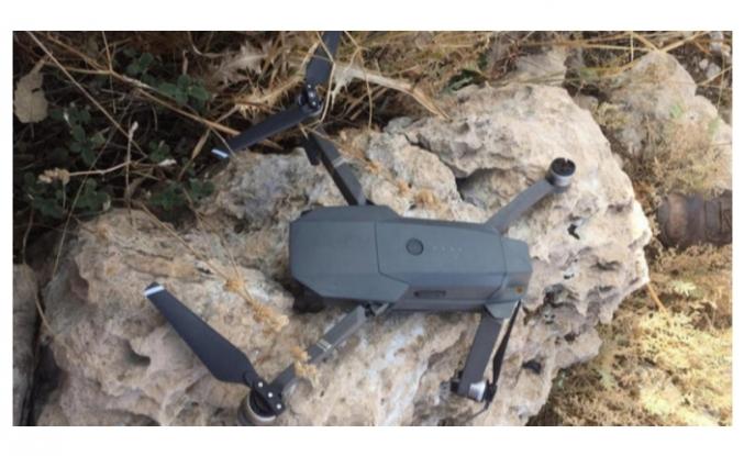 PKK'lı teröristlere ait drone ele geçirildi!