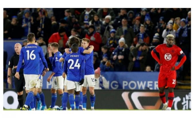 Leicester ve Manchester City turladı