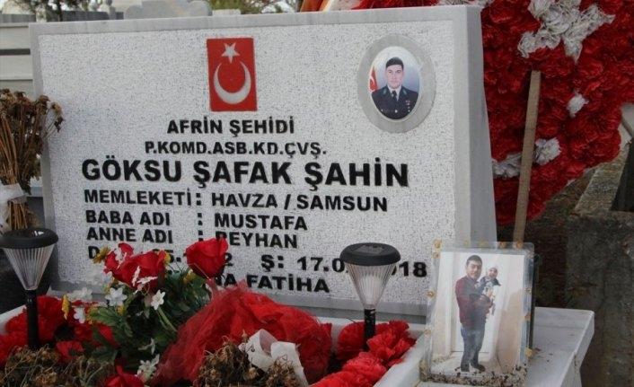 Afrin şehidinin vasiyeti Bursa'da gerçekleştiriliyor