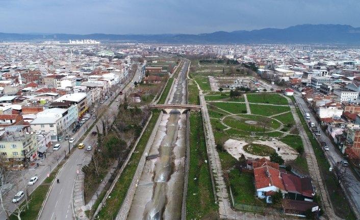 """Bursa'ya 3 yeni Millet Bahçesi... """"Demirtaş, Gökdere ve Yunuseli"""""""