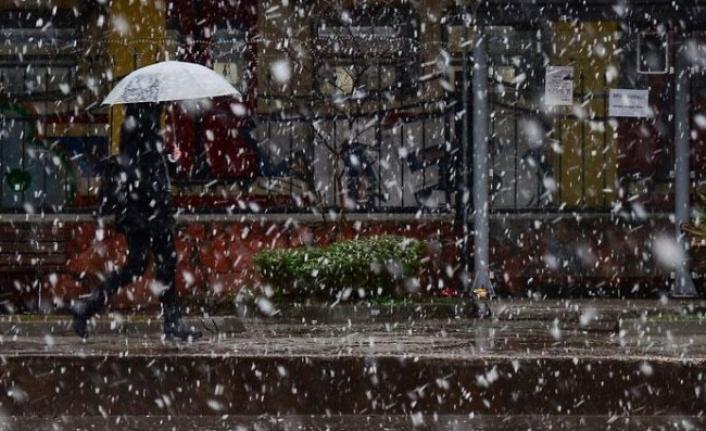 Meteoroloji duyurdu: Soğuk ve kar geliyor