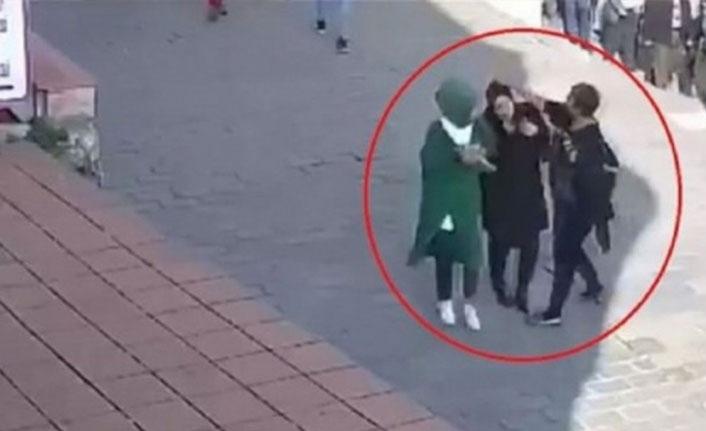 Başörtülü kızlara saldırı davasında karar!