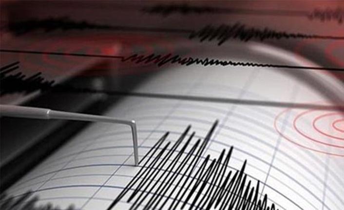 Manisa'da deprem! Bursa'da da hissedildi